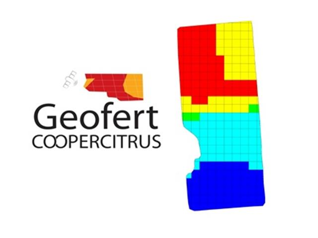 Análise de solo Georreferenciada - Coopercitrus