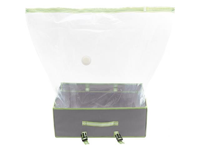 Caixa com Organizador a Vácuo MOR 90 x 38 x 100 cm - 1