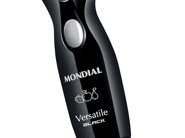 Mixer Mondial Versatile Preto - 1