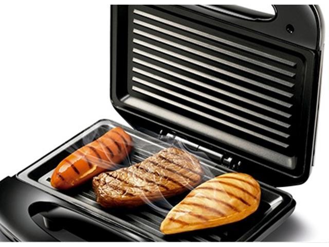 Sanduicheira Mondial Fast Grill E Sandwich 110V - 1