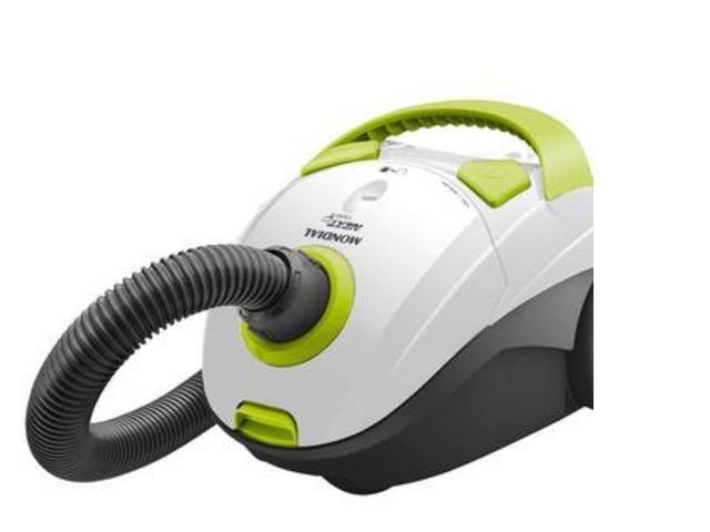 Aspirador de Pó Mondial Next 1500 Branco/Verde 220V - 1