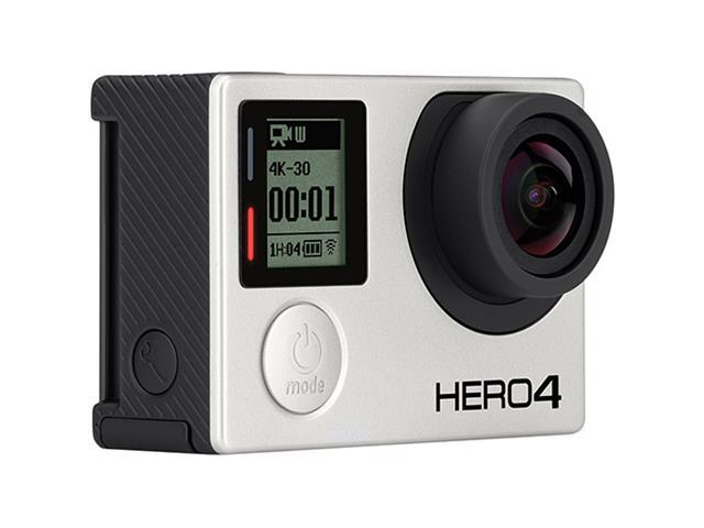 Câmera Digital GoPro Hero 4 Black Edition 12MP Grava 4K WiFi Bluetooth - 2