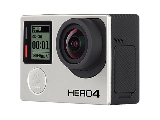 Câmera Digital GoPro Hero 4 Black Edition 12MP Grava 4K WiFi Bluetooth - 3