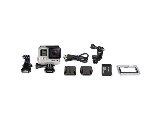 Câmera Digital GoPro Hero 4 Black Edition 12MP Grava 4K WiFi Bluetooth - 6