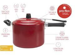 Panela de Pressão Brinox Chilli Vermelha 7,5 L - 1