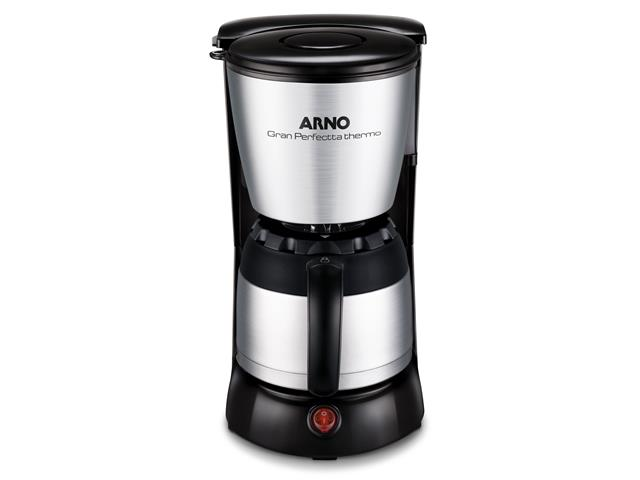 Cafeteira Elétrica Arno Gran Perfectta Thermo Inox 110V - 1
