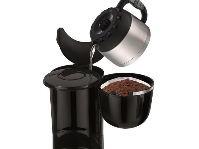 Cafeteira Elétrica Arno Gran Perfectta Thermo Inox 110V - 3