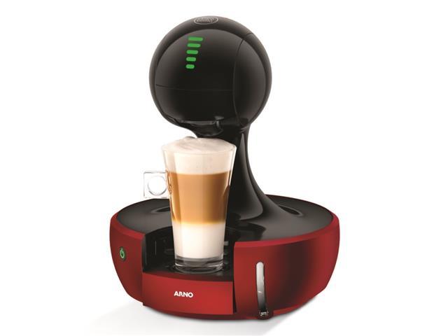 Cafeteira Expresso Nescafé Dolce Gusto Drop Vermelha 220V Arno - 2