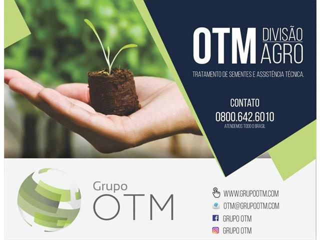 Tratamento de Sementes On Farm - OTM