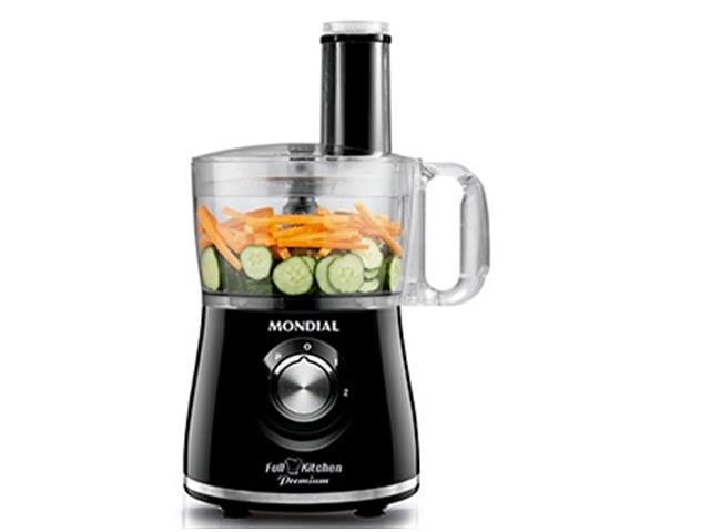 Processador Mondial Full Kitchen Premium - 2