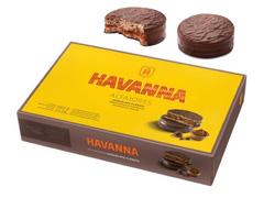 Combo Havanna Alfajores Chocolate e Mistos - 12 Unidades Cada Caixa - 1