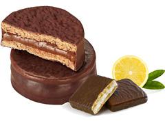Combo Havanna Alfajores Chocolate e Galletina Limón - 12 Unidades Cada - 1
