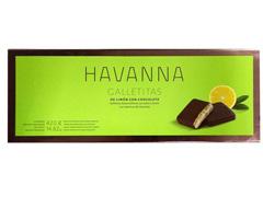 Combo Havanna Alfajores Chocolate e Galletina Limón - 12 Unidades Cada - 2