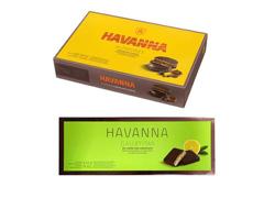 Combo Havanna Alfajores Chocolate e Galletina Limón - 12 Unidades Cada