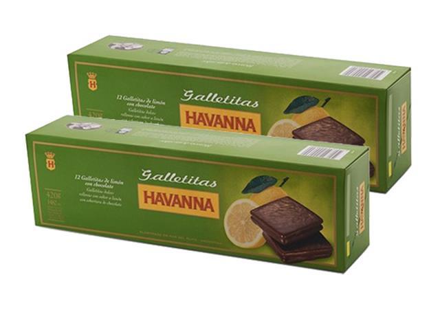 Combo Galletita Limón com cobertura de Chocolate com 24 unidades
