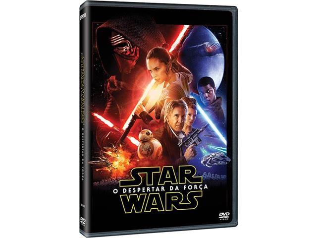 DVD Star Wars: O Despertar da Força