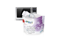Saco de Esterilização Philips Avent para Microondas Reutilizável