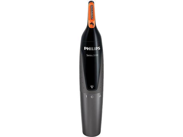 Aparador de Pelos Philips NT3160/10 para Nariz Orelhas e Sobrancelhas - 1