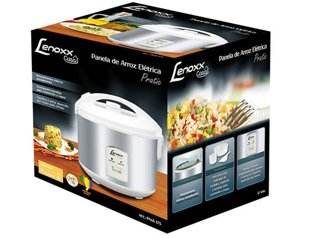 Panela de Arroz Elétrica Lenoxx Magic 10 xícaras - 2
