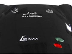 Grill e Sanduicheira Lenoxx Pratic 750W - 2