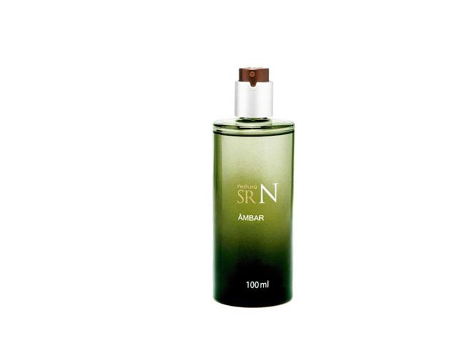 Desodorante Colônia Natura Sr N Âmbar masc 100ml