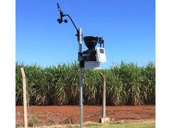 Estação Meteorológica VP2RAD com Datalogger IP