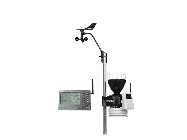 Estação Meteorológica VP2RAD com Datalogger IP - 3
