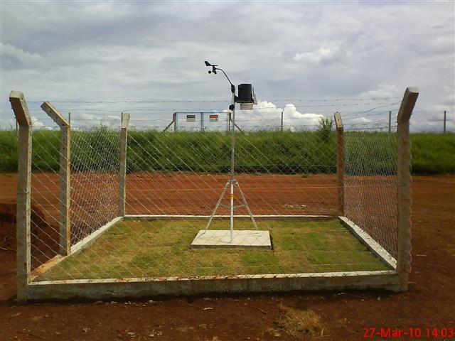 Estação Meteorológica Agrosystem VP2PLUS com Datalogger IP - 2
