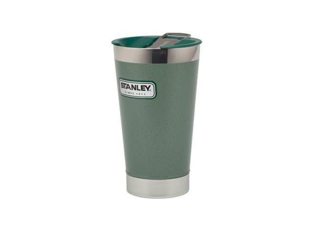 Copo Térmico Cerveja  Stanley Verde 473 Ml - 1