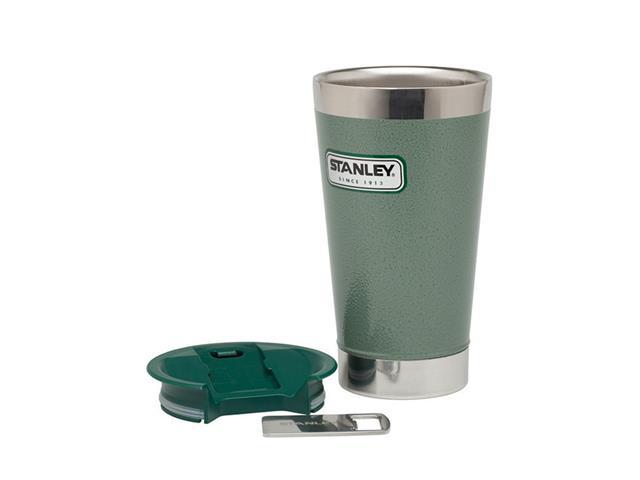 Copo Térmico Cerveja  Stanley Verde 473 Ml