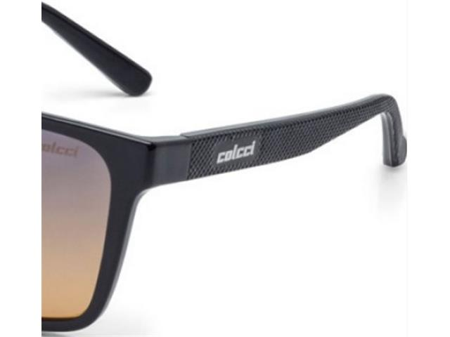 Óculos de Sol Colcci Eyewear Paul Preto Brilho - 1