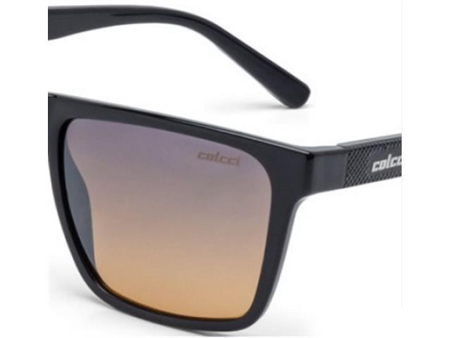 Óculos de Sol Colcci Eyewear Paul Preto Brilho - 2