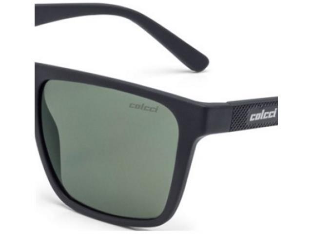 fbd7d5b632769 Óculos de Sol Colcci Eyewear Paul Preto Fosco - Shopping TudoAzul