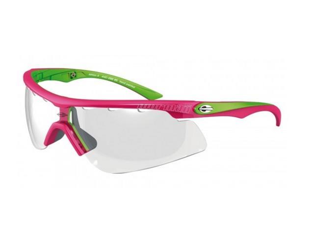 Óculos de Sol Mormaii Athlon 2 Rosa com Verde