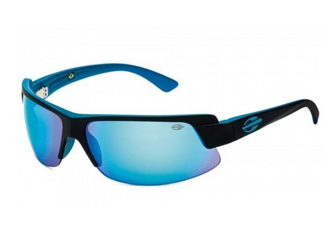Óculos de Sol Mormaii Gamboa Air 3 Azul C Preto Pared Ext