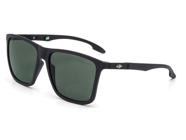 Oculos de Sol Mormaii Hawaii Preto Fosco Lente Polarizada