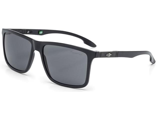0a54c7771b5f7 Óculos de Sol Mormaii Kona Preto Brilho - Shopping TudoAzul