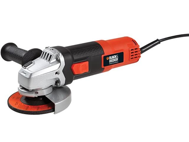 "Esmerilhadeira Angular Black&Decker 1/2"" 800W - 1"