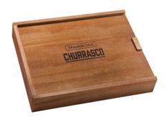 Jogo para Churrasco Tramontina Inox 8 peças - 2