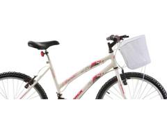 Bicicleta Aro 24 Juvenil Track Bikes Parati  18 V Branca - 3