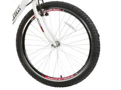 Bicicleta Aro 24 Juvenil Track Bikes Axess 18 V Unissex Branco/ Preto - 3