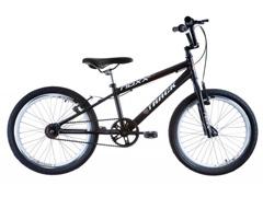 Bicicleta Aro 20 Juvenil Track Bikes Noxx Aero Cross Preto