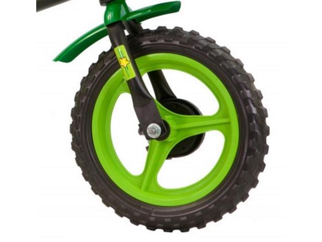 Bicicleta Aro 12 Infantil Track Bikes Arco-Iris Preto/ Verde - 2