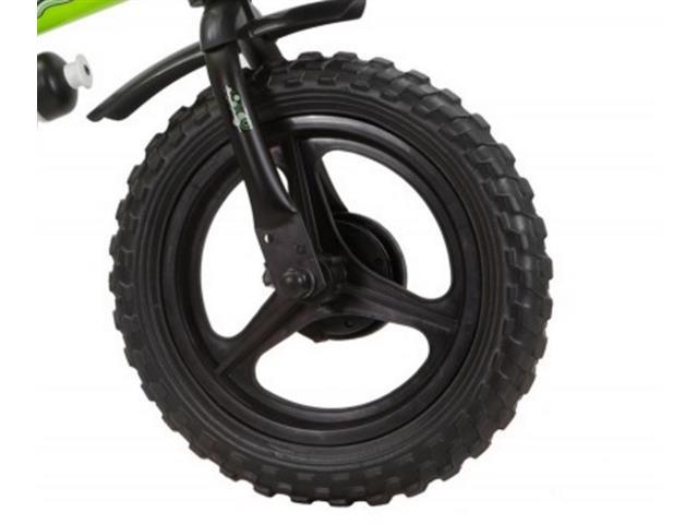 Bicicleta Aro 12 Infantil Track Bikes Kit Kat Verde - 2