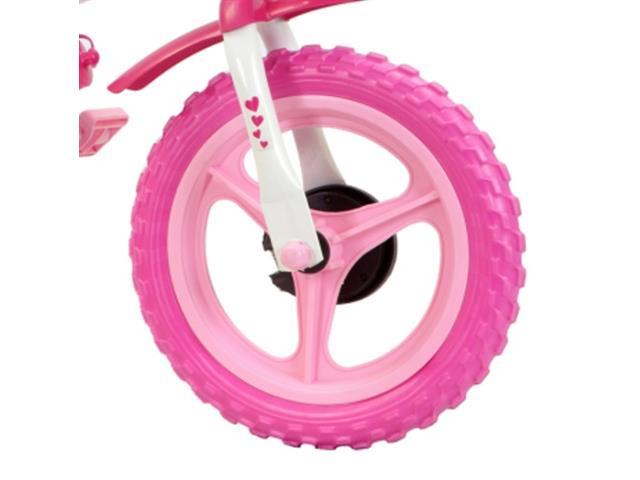 Bicicleta Aro 12 Infantil Track Bikes Kit Kat Rosa - 2