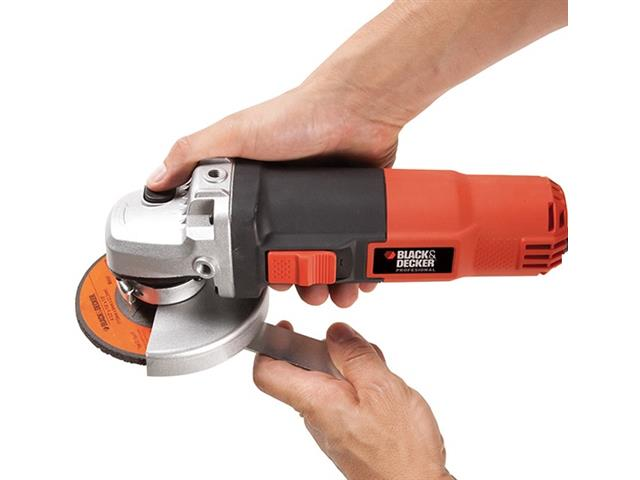 "Esmerilhadeira Angular Black&Decker 1/2"" 800W 220V - 3"