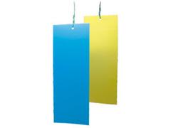 Biotrap Placas Adesivas Amarela (Pacote c/ 10 unidades) - 0