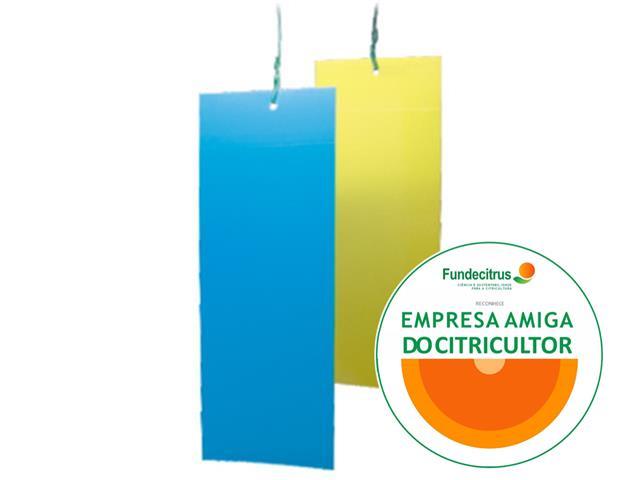 Biotrap Placas Adesivas Azul (Pacote c/ 10 unidades) - 1