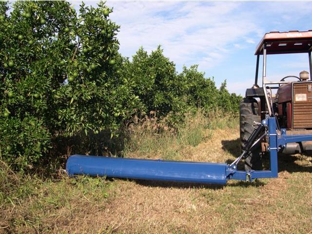 Barra Aplicadora Herbicida Alma Top Lateral - 2