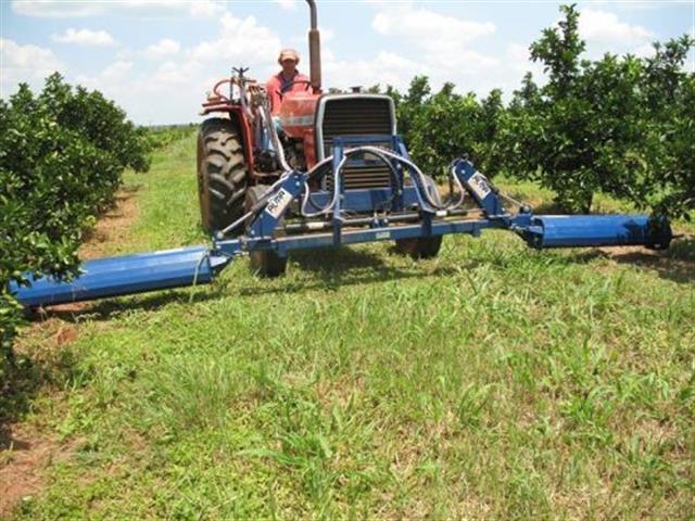 Barra Aplicadora Herbicida Alma Top Dupla Frontal